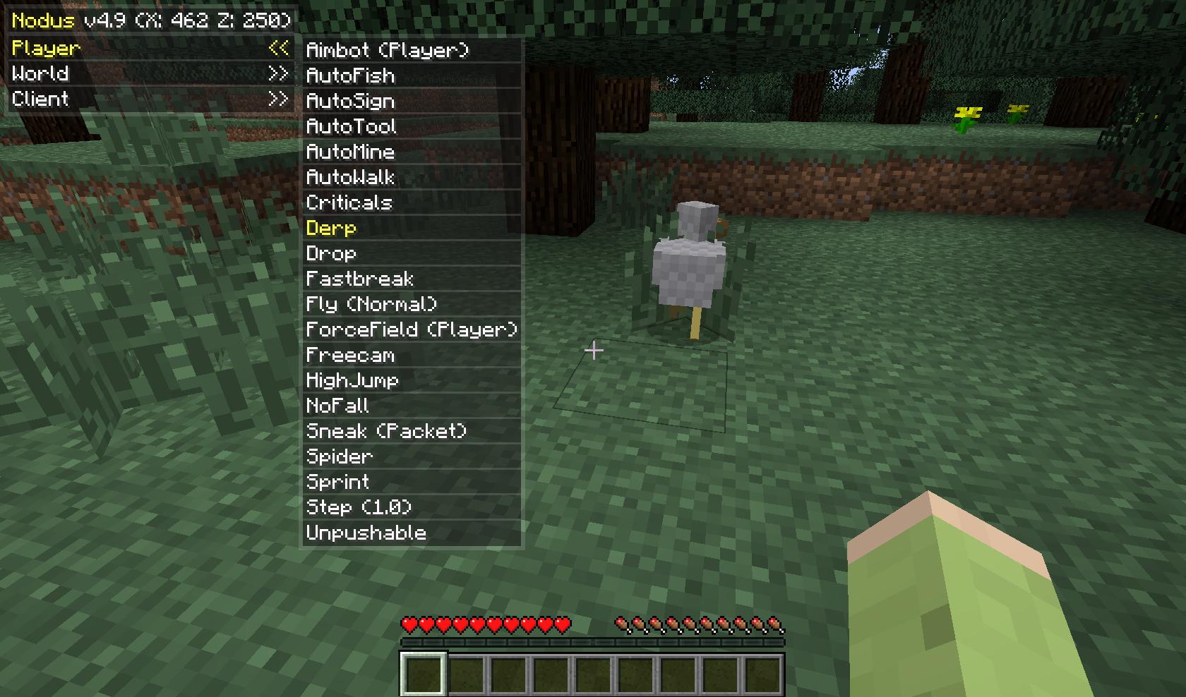 Minecraft чит на бессмертие скачать все виды - YouTube